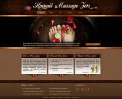 Hawaii Massage Zen by bojok-mlsjr