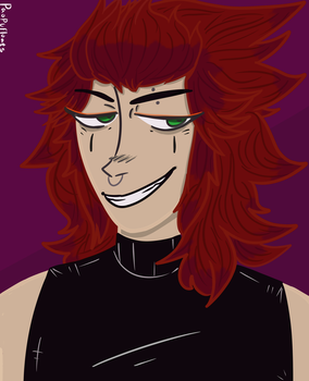 Axel by paopufloats