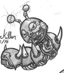 CaterKiller - Re-Designed by SonicRedesigned