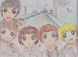One Direction You and I by OneDirectionFanJohn