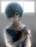 Ayanami Rei by irask