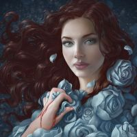 Lyanna Stark by GloriaPM