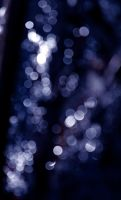 indigo bokeh by miss-deathwish-stock