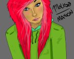Mason or is it Malisa by CheerUpCharlie1