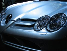 Mercedes-Benz SLR McLaren -2 by Big-D-pictures