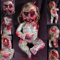 ROT TOT Lazybutt Lacey OOak by Undead-Art
