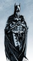 The Dark Knight by Nether83