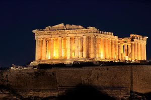 Acropolis Parthenon- On Sale by LemnosExplorer