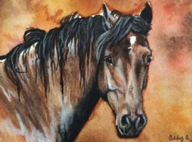 Mesteno ACEO by Fire-n-ash