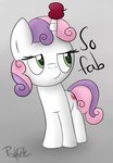 Sweetie Sass by PucksterV