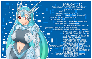 Epsilon Profile by Jcdr