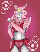 Tough Elita by LadyElita-Arts