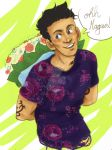 Flowers for Magnus by WeasleyTwin