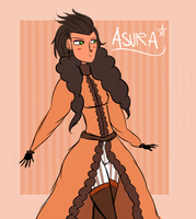 Contest Entry - Asura by Tori-34
