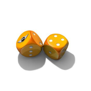 3d dice - for 3d flash game by Thonbo