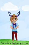 Ourworld Character - Matteo by Sunehra