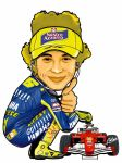 rossi by PatArt