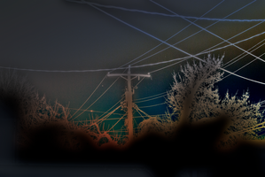 Powerlines 4 by dysemjay