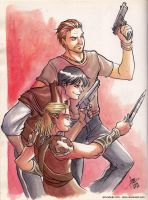 Bad Boys by aimo