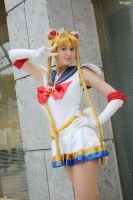 Super Sailor Moon - Justice by Shizuku-Seijaku