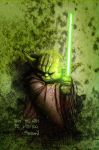 star wars, yoda, may the 4th be with you by seban001