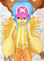 Chopper (Horn Point) by WizardKitMagic