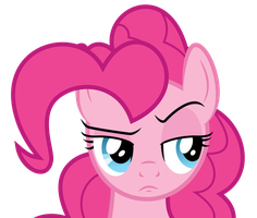Pinkie Face by liamwhite1