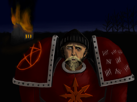 One more Varg by red-shuhart