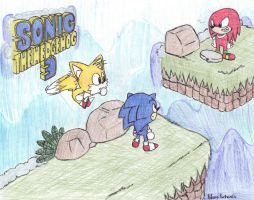 Sonic the Hedgehog 3 by Sonicfanman2