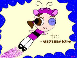 suzunek0 in PPG Version by usukilinda