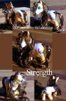 Custom MLP - Strength by The-Lancastrian