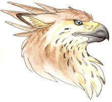 Waterbrush Gryph by gryphonworks