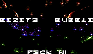 BeZeta Bubble PAck 1 by BeZeta
