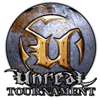 Unreal Tournament Logo Icon by mahesh69a
