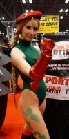 NYCC'14 Cammy B by zer0guard