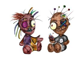 Voodoo Dolls_Ortew version by Ortew