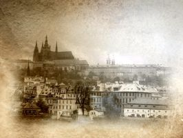 Prague view_art by shytiha