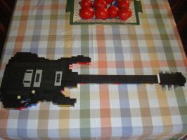 Lego Guitar by Polonx
