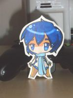 vocaloid: Kaito 2 by Sunchildkate