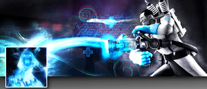 Facebook Cover - BLU Medic by Kida-Ookami