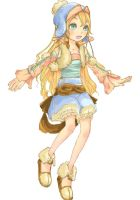 Rune Factory Fan Bachelorette by Jejellyfish