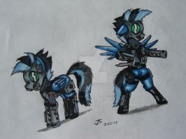 Armored Stealth Shadow by Shadow-Sketch
