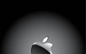 Apple Black Glass by Thvg