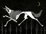 Night Wolf by AmandaMyers