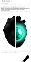 (-- Ender Heart --) by Drawotion