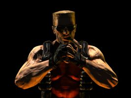 The Duke Nukem by Hiddenus