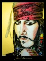 Jack Sparrow by whaats