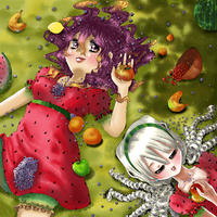 Fruit Garden by Suesanne