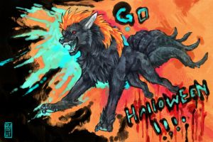 Happy Halloween 2010 by ByoWT1125