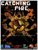 English Class: Catching Fire Poster by dadio46